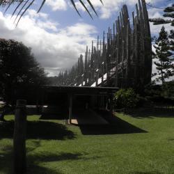 Centre culturel Jean-Marie Tjibaou, Nouvelle Calédonie
