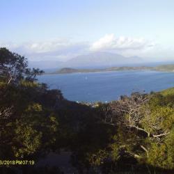 Paysage de Nouvelle Calédonie