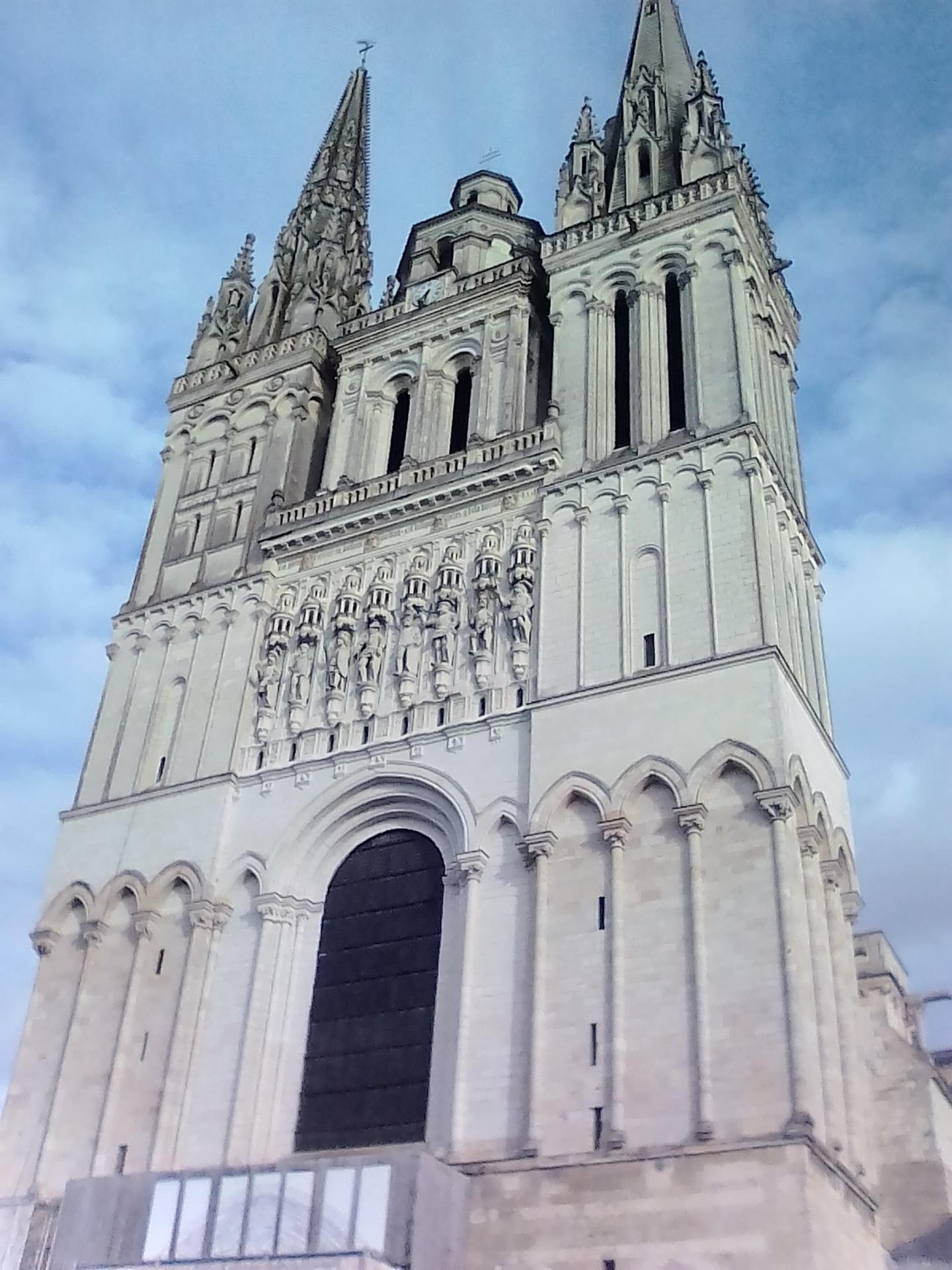 Cathedrale d angers