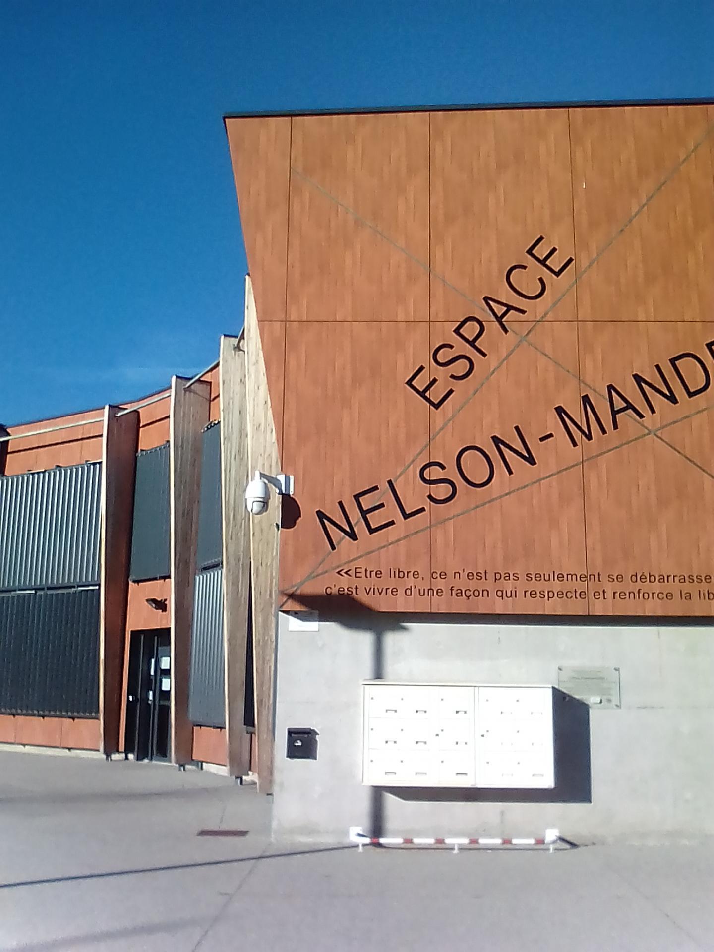 Espace Nelson Mandela, Clermont-Ferrand
