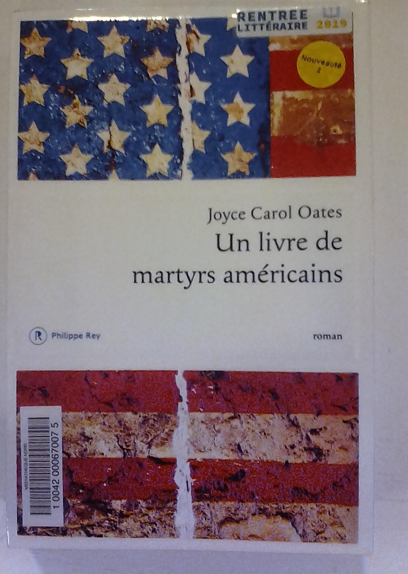 Un livre martyrs